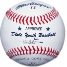 #72 Official Dixie® Youth Baseballs (1 Dozen)