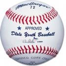 #72 Official Dixie® Youth Baseballs (1 Dozen)