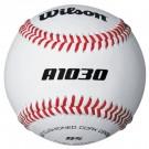 Wilson A1030 Practice Baseballs - 1 Dozen