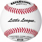 Wilson Little League A1074LL1 Baseballs - 1 Dozen