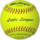 MacGregor® 12'' Little League® Softballs (1 Dozen)