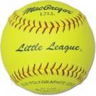 MacGregor® 11'' Little League® Softballs (1 Dozen)
