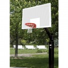 Ultimate Official Perforated Backboard Basketball System by