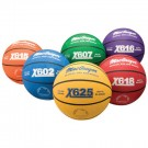 MacGregor Multicolor Official Size Basketball Prism Pack (Set of 6 Balls) by