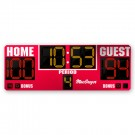 MacGregor® 3' x 8' Basketball Scoreboard