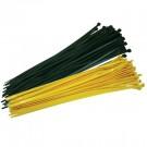 Plastic Tie Wraps (Green) - Pack of 50