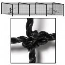 Regular Batting Cage Tunnel Net - #21 (70'Lx14'Wx12'H)