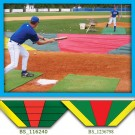 Small Bunt Zone Major League Infield Protector/Trainer - 15' x 18' x 48'