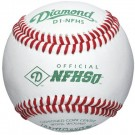 Diamond D1-NFHS Baseballs - 1 Dozen