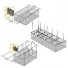 Indoor Ceiling Batting Cage Suspension Kit
