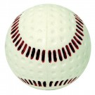 "Baden White 9"" Seamed Machine Baseballs (1 Dozen)"