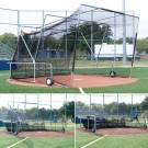 Foldable / Portable Baseball Batting Cage