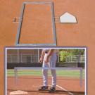 4' x 6' Baseball Batter's Box Template