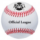 Mark 1 Official Practice Baseballs - 1 Dozen