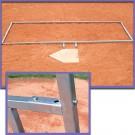 3-Way Adjustable Batter's Box Template