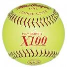 MacGregor® 11'' ASA Fast Pitch Softballs (1 Dozen)