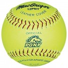 MacGregor® Pony® Approved 12'' Softballs (1 Dozen)