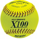 MacGregor® 12'' NFHS Fast Pitch Softballs (1 Dozen)