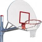 "MacGregor 90 Degree Offset Adjustable 3.5"" Post Unit / Basketball System by"