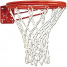 Basketball Double Rim Front Mount Goal with Nylon Net