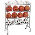 Wide Body Ball Cart - 16 Balls