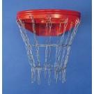Premium Steel Playground Basketball Net
