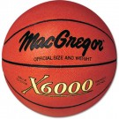 MacGregor X-6000 Synthetic Basketball by
