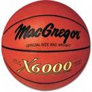 MacGregor® X-6000 Synthetic Basketball