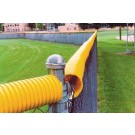 250' Poly-Cap Fence Protector