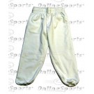 12 oz. Youth Pro-Weight Baseball Pants (White Large)