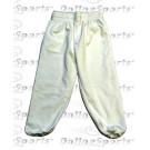 12 oz. Youth Pro-Weight Baseball Pants (White Large)