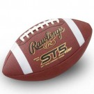 Rawlings ST5 High School / Collegiate Size Composite Leather Football