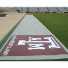 Bench Zone™ 50' Turf Tarp