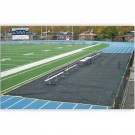 Bench Zone 15' x 150' Track Tarp / Protector by