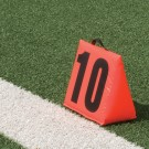 Solid Sideline Markers (11 Piece Set)