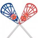 STX Lacrosse Training Set - Blue/Red