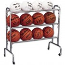 Wide Body Ball Cart - 12 Balls