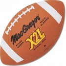 MacGregor® X2L Official Size Rubber Football