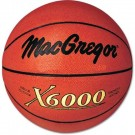 MacGregor X6000 Junior Synthetic Leather Basketball by