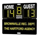 Multi-Sport Manual Scoreboard from MacGregor®