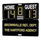 Multi-Sport Manual Scoreboard from MacGregor®