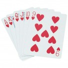 Standard Poker Playing Cards (1 Dozen)