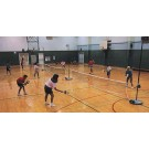 Pickle-Ball Diller Set (For Elementary and Middle School Levels)