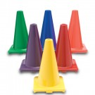 "Color My Class® 12"" Game Cones (Set of 6)"