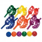 Fun-Air Scoop Balls - Set of 6