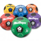 MacGregor® Size 4 Soccer Ball Prism Pack (Set of 6 Balls)