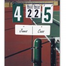 Tennis Court Scorer (MTKEEPER)