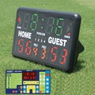 MacGregor® Indoor / Outdoor Tabletop Scoreboard