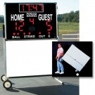 Portable MultiSport Scoreboard from MacGregor®