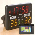 Multisport Indoor Tabletop Scoreboard with Remote